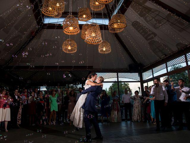 La boda de Edgar y Cristina en Chantada (Santa Marina), Lugo 42