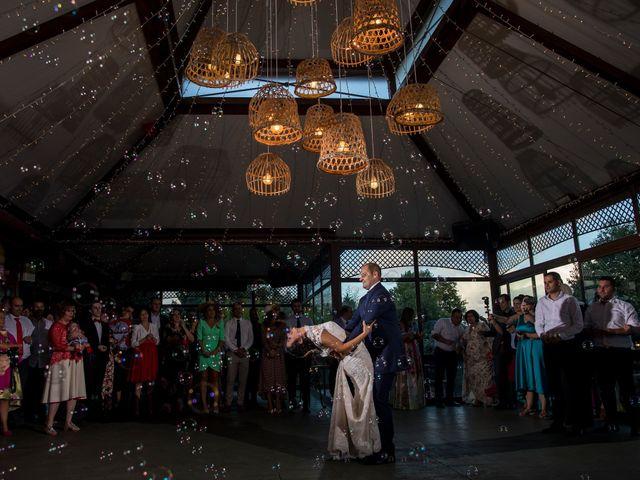 La boda de Edgar y Cristina en Chantada (Santa Marina), Lugo 43