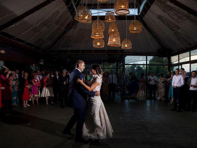 La boda de Edgar y Cristina en Chantada (Santa Marina), Lugo 44