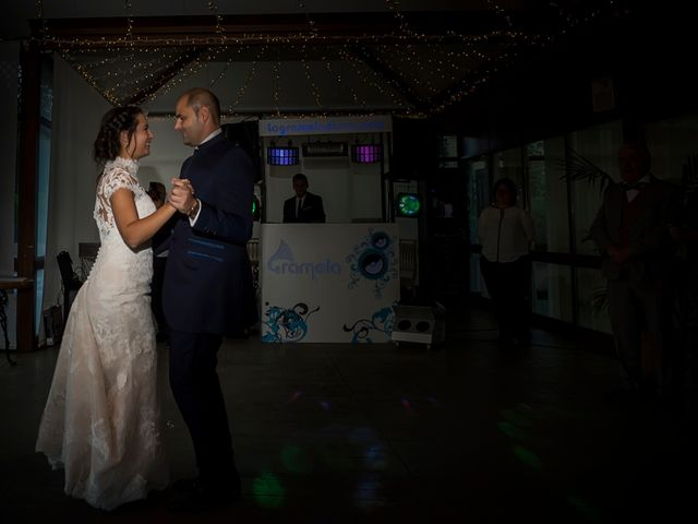 La boda de Edgar y Cristina en Chantada (Santa Marina), Lugo 45