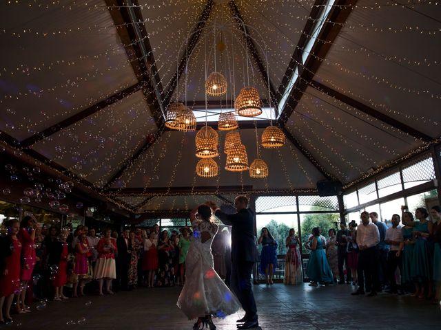 La boda de Edgar y Cristina en Chantada (Santa Marina), Lugo 46