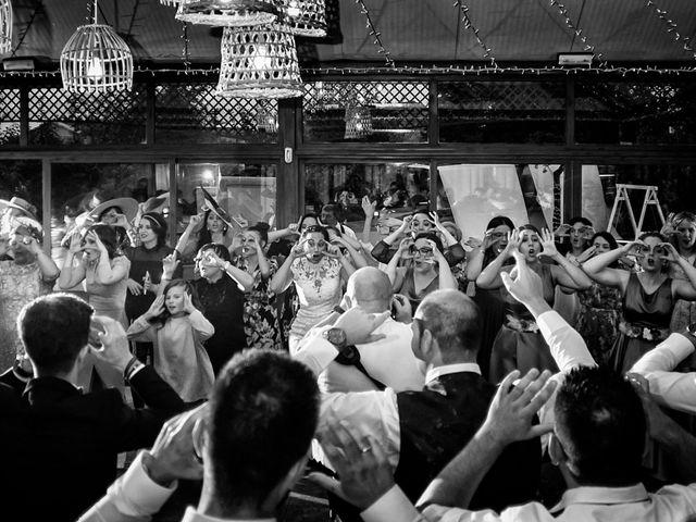 La boda de Edgar y Cristina en Chantada (Santa Marina), Lugo 55