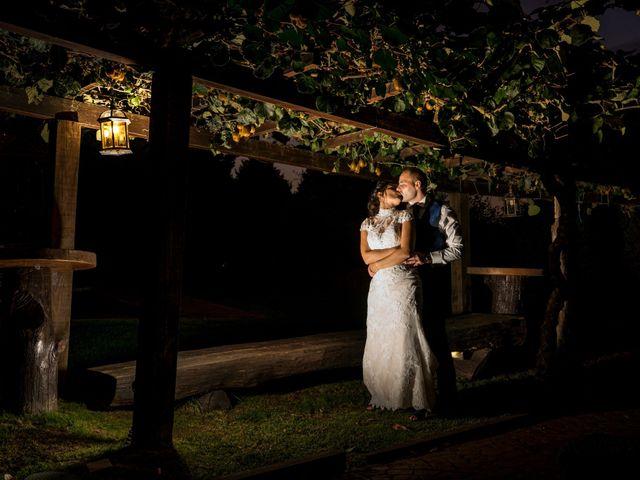 La boda de Edgar y Cristina en Chantada (Santa Marina), Lugo 58