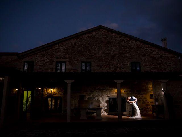La boda de Edgar y Cristina en Chantada (Santa Marina), Lugo 61