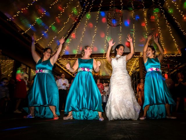 La boda de Edgar y Cristina en Chantada (Santa Marina), Lugo 64