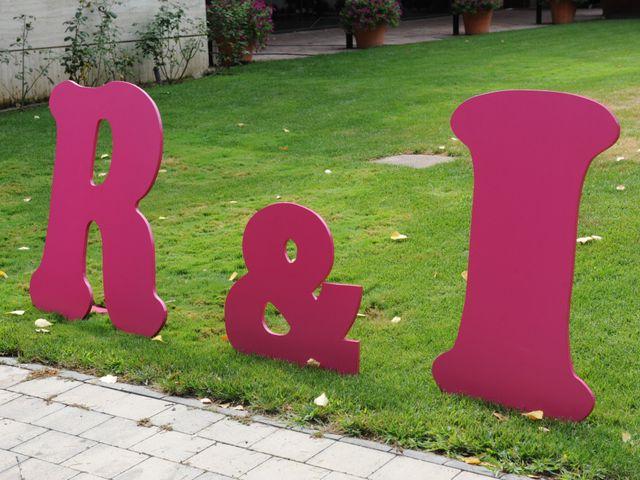 La boda de Iris y Ruben en Santa Coloma De Farners, Girona 7