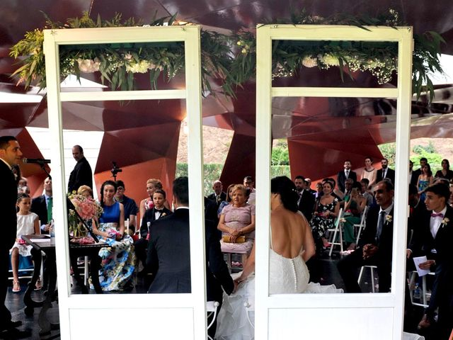 La boda de Iris y Ruben en Santa Coloma De Farners, Girona 11