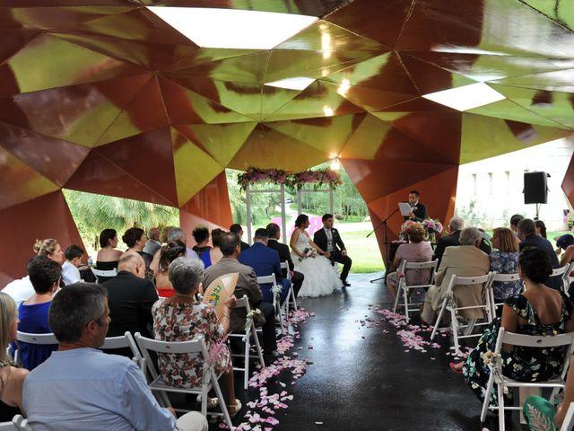 La boda de Iris y Ruben en Santa Coloma De Farners, Girona 12