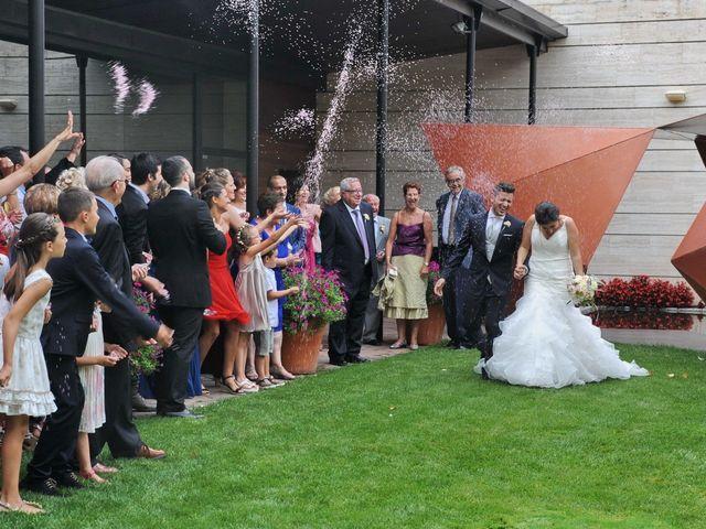 La boda de Iris y Ruben en Santa Coloma De Farners, Girona 16