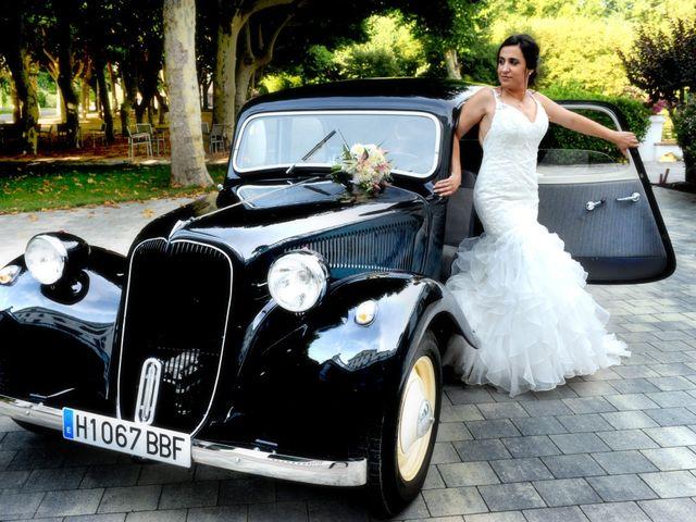 La boda de Iris y Ruben en Santa Coloma De Farners, Girona 21