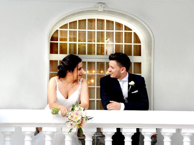 La boda de Iris y Ruben en Santa Coloma De Farners, Girona 26