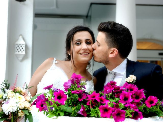 La boda de Iris y Ruben en Santa Coloma De Farners, Girona 27