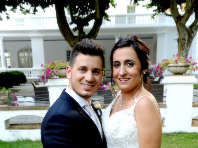 La boda de Iris y Ruben en Santa Coloma De Farners, Girona 30