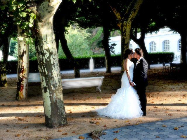La boda de Iris y Ruben en Santa Coloma De Farners, Girona 33