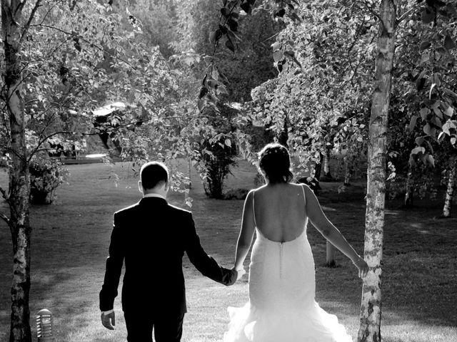 La boda de Iris y Ruben en Santa Coloma De Farners, Girona 34