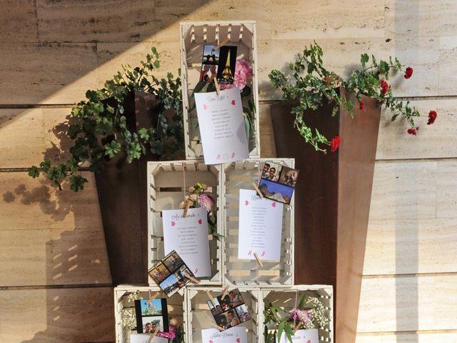 La boda de Iris y Ruben en Santa Coloma De Farners, Girona 35