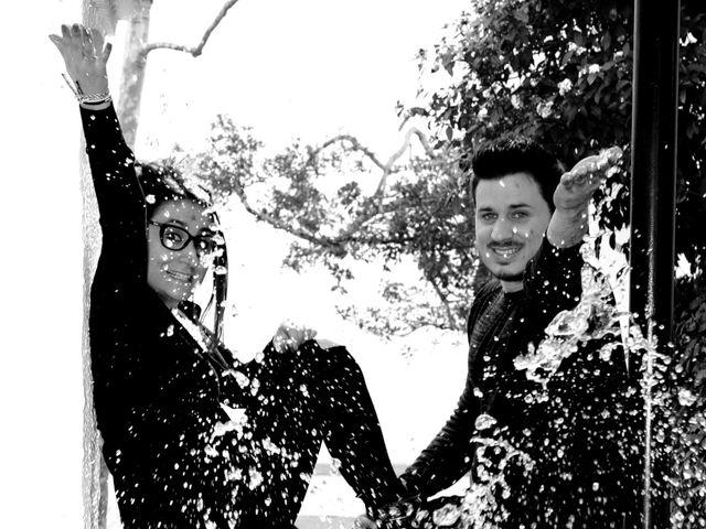 La boda de Iris y Ruben en Santa Coloma De Farners, Girona 41