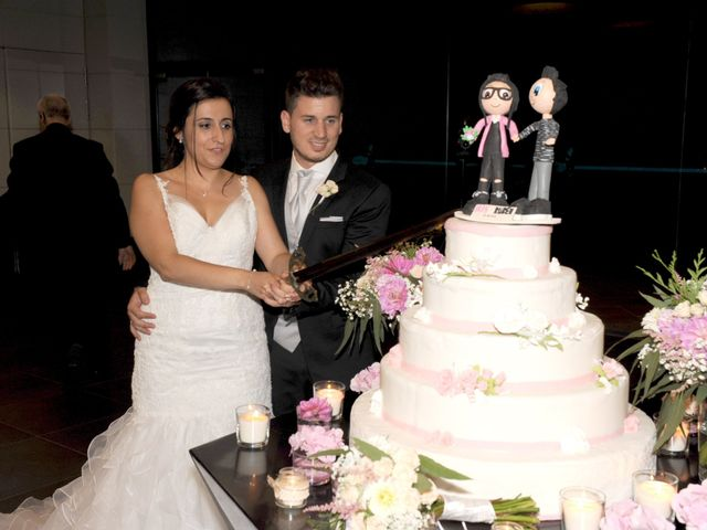 La boda de Iris y Ruben en Santa Coloma De Farners, Girona 48