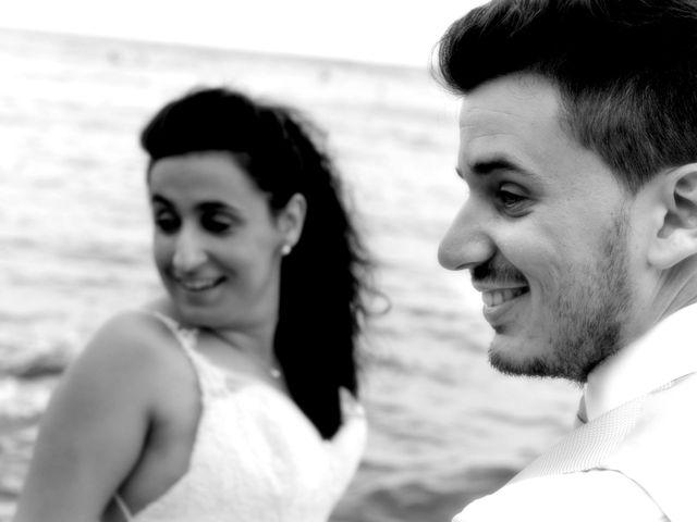 La boda de Iris y Ruben en Santa Coloma De Farners, Girona 55