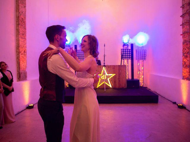 La boda de Matthew y Marta en Valencia, Valencia 36