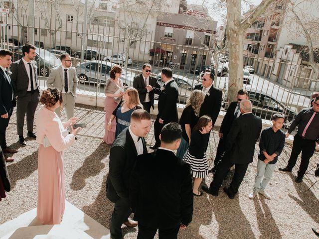 La boda de Jose y Alejandra en Vila-seca, Tarragona 19