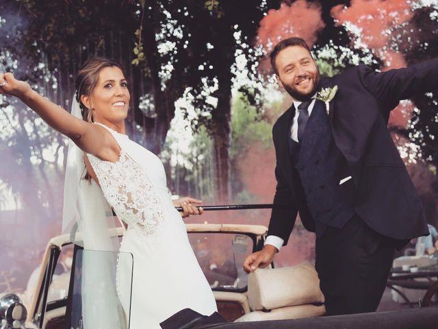 La boda de Jaume y Carla en Sant Andreu De Llavaneres, Barcelona 2