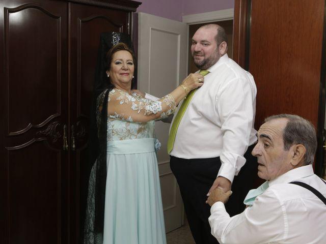 La boda de Sandra y Jesús en La Rinconada, Sevilla 5