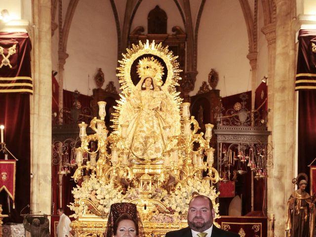 La boda de Sandra y Jesús en La Rinconada, Sevilla 13