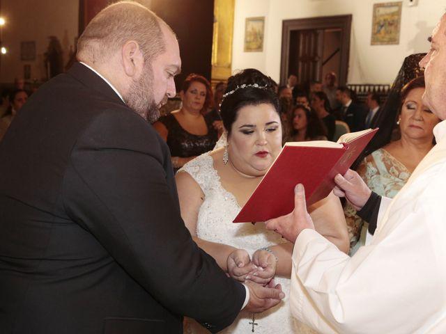 La boda de Sandra y Jesús en La Rinconada, Sevilla 17