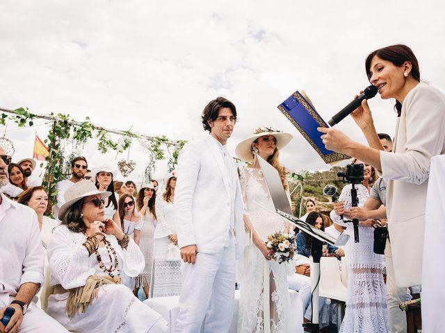La boda de Pablo y Laura en Eivissa, Islas Baleares 43