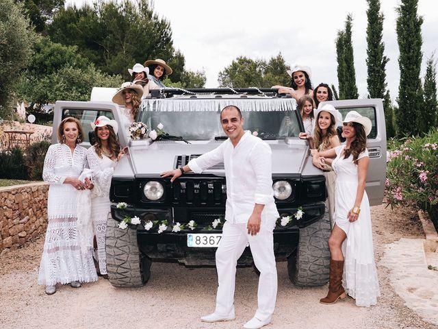 La boda de Pablo y Laura en Eivissa, Islas Baleares 48