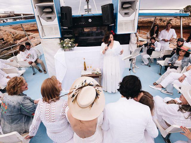 La boda de Pablo y Laura en Eivissa, Islas Baleares 59