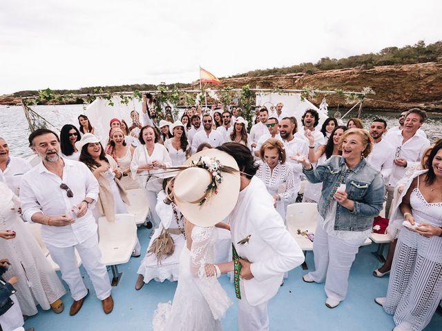 La boda de Pablo y Laura en Eivissa, Islas Baleares 64