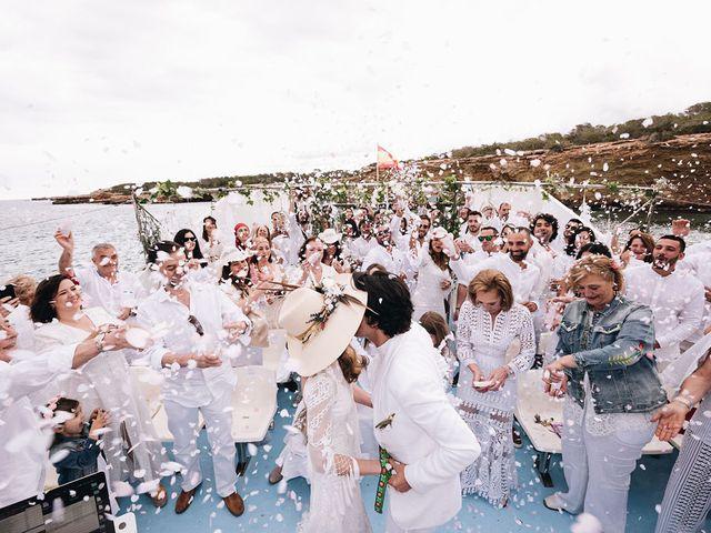 La boda de Pablo y Laura en Eivissa, Islas Baleares 65