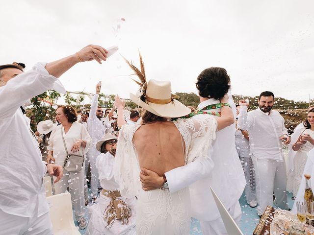 La boda de Pablo y Laura en Eivissa, Islas Baleares 72