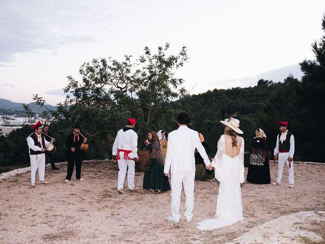 La boda de Pablo y Laura en Eivissa, Islas Baleares 81