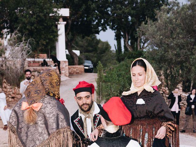 La boda de Pablo y Laura en Eivissa, Islas Baleares 82