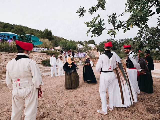 La boda de Pablo y Laura en Eivissa, Islas Baleares 83