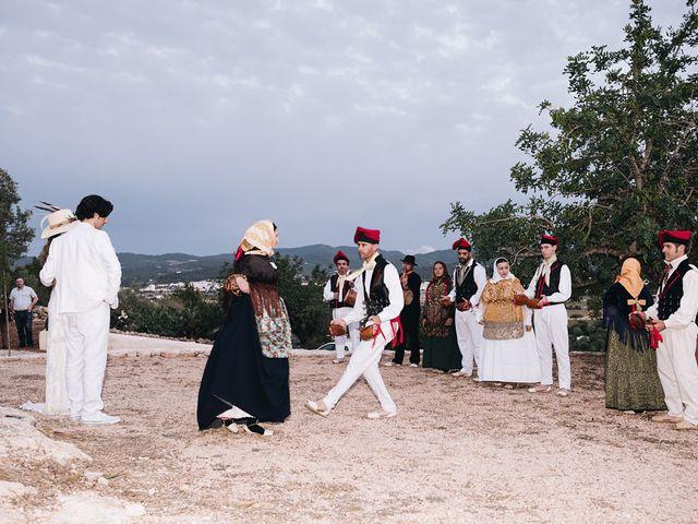 La boda de Pablo y Laura en Eivissa, Islas Baleares 84