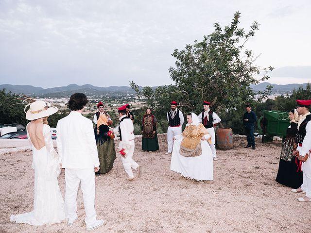 La boda de Pablo y Laura en Eivissa, Islas Baleares 85
