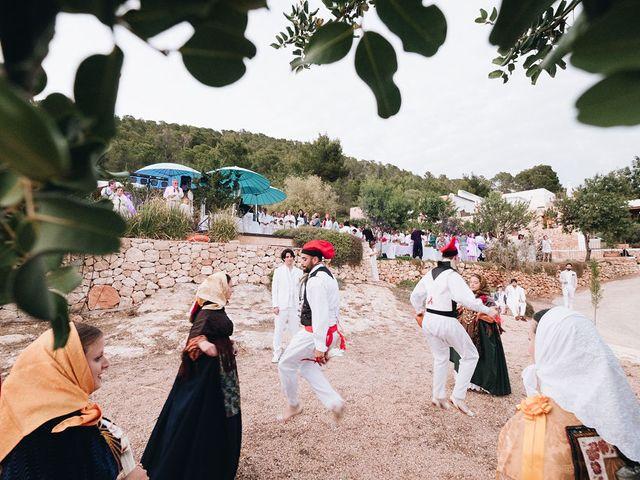 La boda de Pablo y Laura en Eivissa, Islas Baleares 86