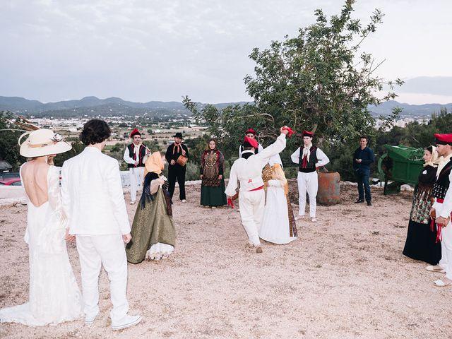 La boda de Pablo y Laura en Eivissa, Islas Baleares 87