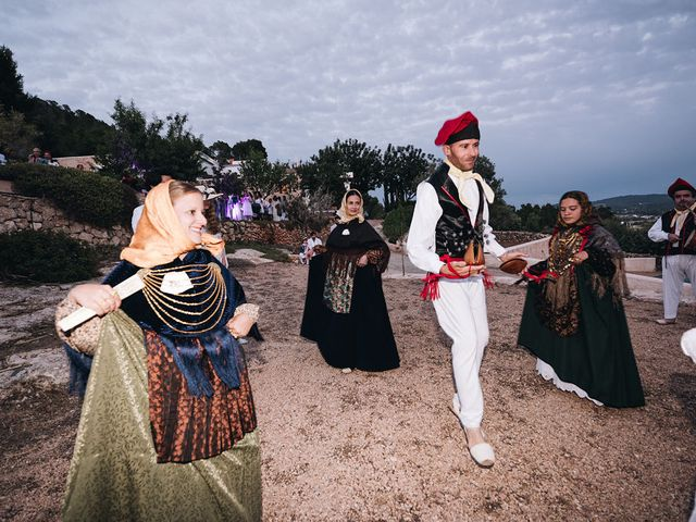 La boda de Pablo y Laura en Eivissa, Islas Baleares 90