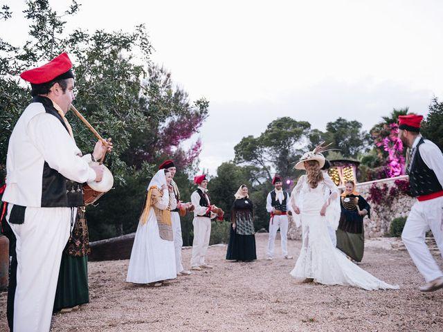 La boda de Pablo y Laura en Eivissa, Islas Baleares 91