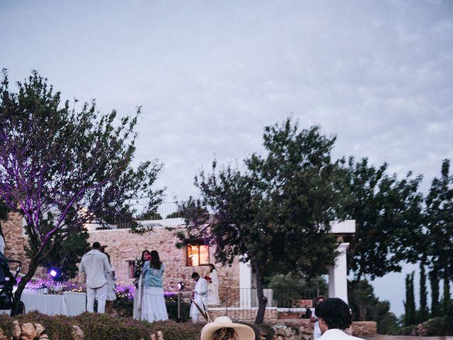 La boda de Pablo y Laura en Eivissa, Islas Baleares 92