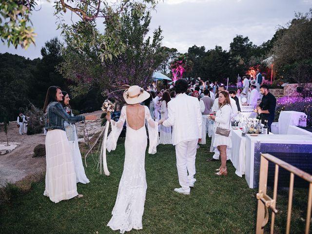 La boda de Pablo y Laura en Eivissa, Islas Baleares 93