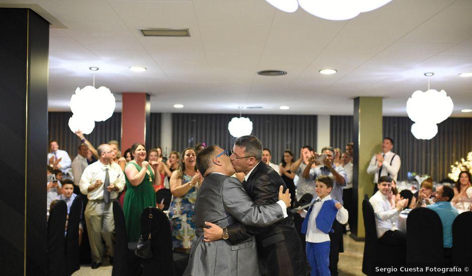 La boda de Matías y Juan en Requena, Valencia