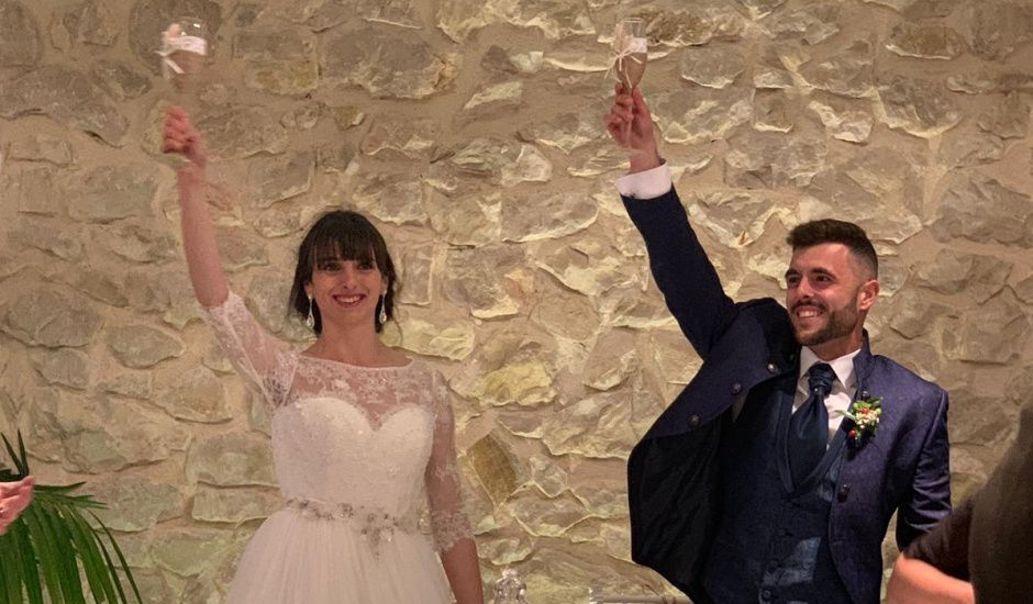 La boda de Oscar y Monica en Calp/calpe, Alicante