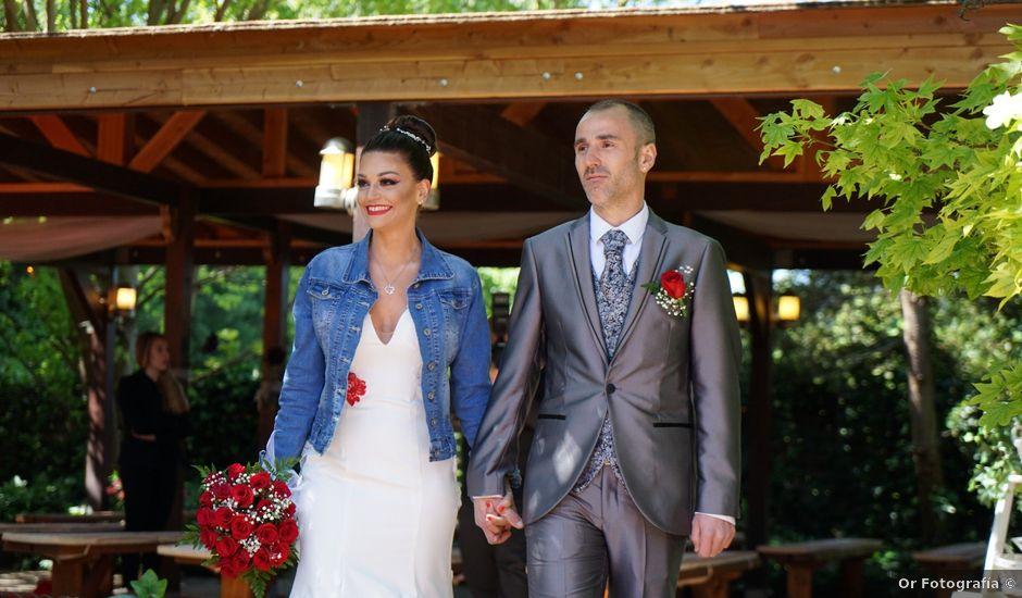 La boda de Norberto y Ana en Palau De Plegamans, Barcelona