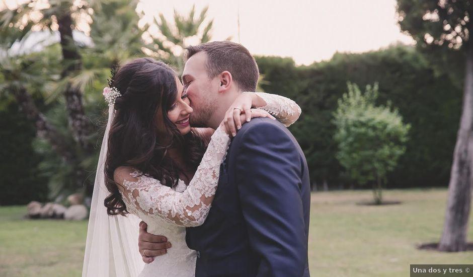 La boda de Michael y Sara en Jerez De La Frontera, Cádiz